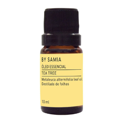 Óleo Essencial de Tea Tree (Melaleuca) 10ml - comprar online