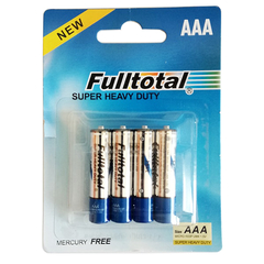 48 Pilas AAA Fulltotal Carbon Super Heavy Duty