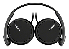 Auriculares Sony ZX Series MDR-ZX110AP negro/blanco - comprar online