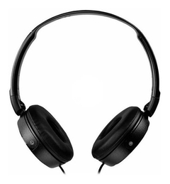 Auriculares Sony ZX Series MDR-ZX110AP negro/blanco