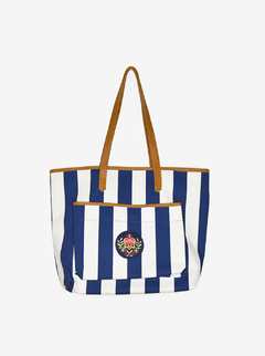 BOLSO SEASIDE RAYAS