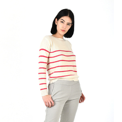 ELY SWEATER RAYADO COLOR - SOLIDO INC.