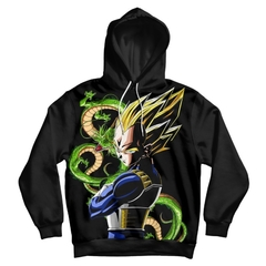 BLUSA MOLETOM DRAGON BALL Z - comprar online