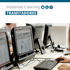 Modalidad e-learning Tramitadores