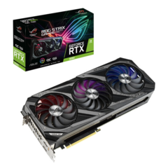 ASUS Republic of Gamers Strix GeForce RTX 3080 Gaming OC Graphics Card