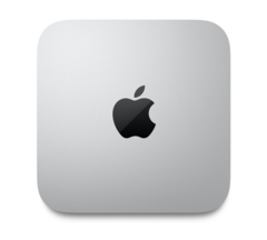Mac Mini Apple M1 Chip with 8-Core CPU and 8-Core GPU 256GB Storage + 16gb de ram - loja online