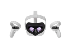 Imagem do Oculus Quest 2 Advanced All-in-One VR Headset (256GB)