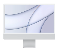 "Apple 24"" iMac with M1 Chip 8-core CPU 8-core GPU 512gb SSD 8gb memory (Mid 2021)"