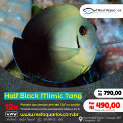 Half Black Mimic Tang