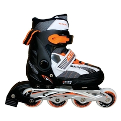 Roller Infantil Action High Speed Pw-151 Regulagem