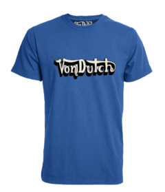 CAMISETA VON DUTCH HERITAGE SIGNATURE STONE