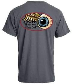 CAMISETA VON DUTCH KEEP AND EYE OUT
