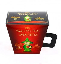 Té Wally´s Taza