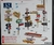 Miniart 1/35 35600 German Road Signs Ww2 (france 1944 - comprar online