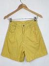 Short Mom Amarelo (36)