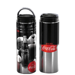 GARRAFA ELITE COCA-COLA CAN SILVER SPORT 750ML
