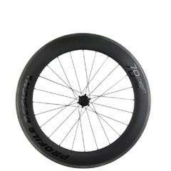 RODA PAR PROFILE DESIGN TWENTY FOUR 78MM - comprar online