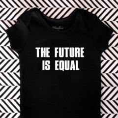 Body para Bebê | The Future is Equal