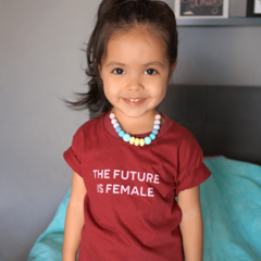 Camiseta Infantil | The Future is Female