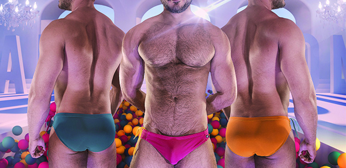 Banner of ALEPADRON UNDERWEAR | JOCKS & HARNESS | BRIEFS & BIKINIS
