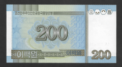 Coreia do Norte, 200 Won - comprar online