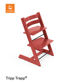 Silla Tripp Trapp Warm Red