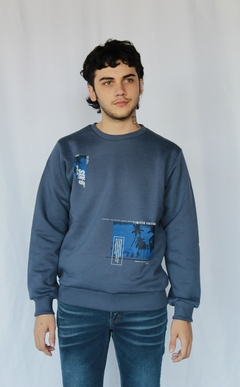 SIX-8 REG SWEATSHIRT en internet
