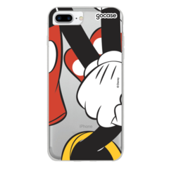 CAPINHA IPHONE 7 PLUS/8 PLUS DISNEY MICKEY MÃOS DADAS STD - GOCASE