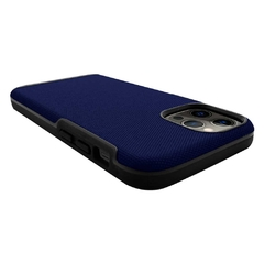CAPINHA IPHONE 12/12 PRO ELITE ANTICHOQUE - AZUL MARINHO - IWILL na internet