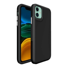CAPINHA IPHONE 12/12 PRO LUX - PRETO - IWILL na internet