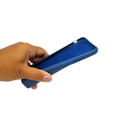 CAPINHA IPHONE 12 MINI SIMPLE - AZUL MARINHO - IWILL - Playfix