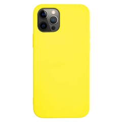CAPINHA IPHONE 12 MINI SIMPLE - AMARELO - IWILL