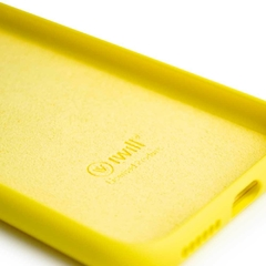 CAPINHA IPHONE 12 MINI SIMPLE - AMARELO - IWILL na internet