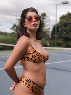 animal print | top meia taça na internet