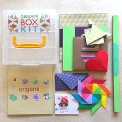Origami Box Kit + Clase Online