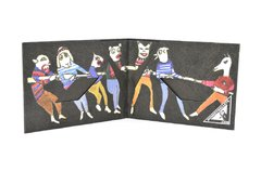 Tyvek® Wallets - Monkey Wallets® - Animals on internet