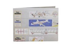 Tyvek® Wallets - Monkey Wallets® - Plane - buy online
