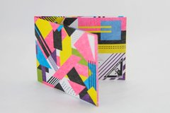 Tyvek® Wallet - by Monkey Wallets® - Fluo - Monkey Wallets ®