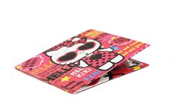 Carteira de papel Tyvek® - by Monkey Wallets® - Kitty na internet