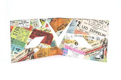 Tyvek® Wallet - by Monkey Wallets® - Rock on internet
