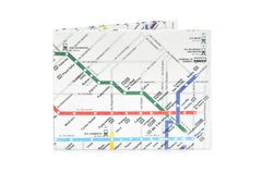Tyvek Wallets - Monkey Wallets® - Subway