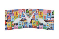 Carteiras de Papel Tyvek® - Monkey Wallets® - Superheroes na internet