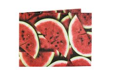 Carteira de papel Tyvek® - by Monkey Wallets® - Watermelon - comprar online