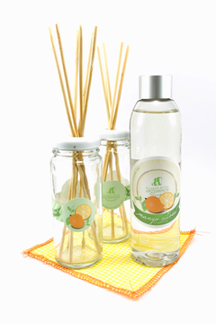 Kit Difusor Mango-Citrus