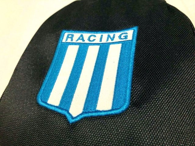 Botinero simple Racing Club - comprar online