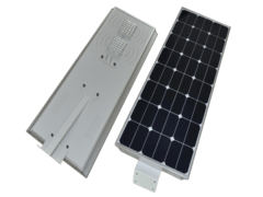 Luminaria solar+led ALL in ONE HISSUMA SOLAR 50W