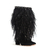 Nelida Black Feathers Boot