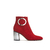 Robyn Red Boot on internet
