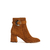 Abby Caramel Boot - Santesteban