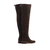 Thigh-high Borgia Chocolate Boot - buy online